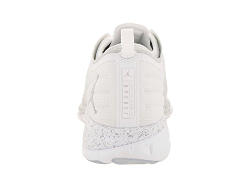 Jordan Nike Mens Trainer Prime Training Shoe White/Pure Platinum