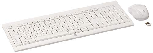 Combo inalámbrico HP C2710 -Tastiera AZERTY