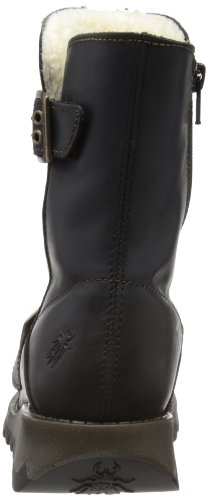 Boots black Fly Damen Schwarz Warm Seti Chelsea London z4q4S0ZX