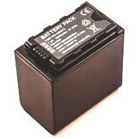 Batterie compatible avec Panasonic VW-K vbd58e avec Li-Ion/7.2V/6600mAh