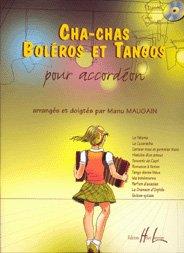 Cha-chas, tangos et boléros par Manu Maugain