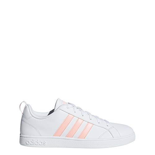 designer fashion 969bc 1b480 Adidas Vs Advantage, Zapatillas de Deporte para Mujer, (Blanco 000), 36