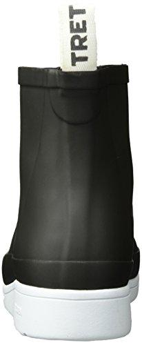 Tretorn Damen Viken II Low Gummistiefel Schwarz (Black)