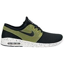 Nike SB Stefan Janoski Max Schuhe black-black-volt-ivory - 44