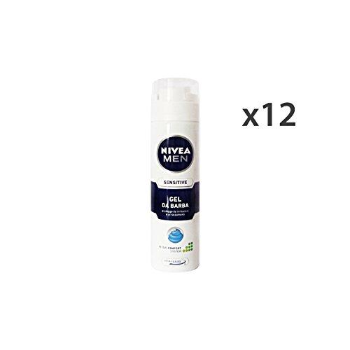 set-12-nivea-gel-barba-sens200-ml-las-espumas-y-cremas-de-afeitar