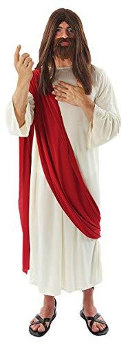 (Jesus Kostüm für Erwachsene)