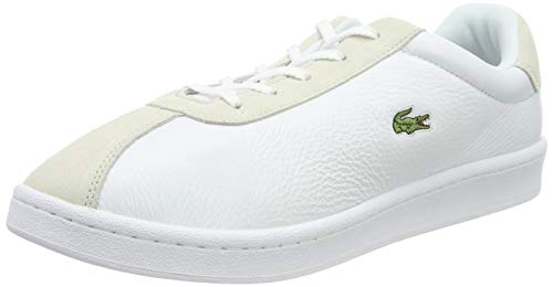 Lacoste Damen Masters 119 2 SFA Sneaker, Weiß Off Wht 65t, 40 EU