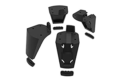 Parrot Bebop Drone 2 Feet Pack (Black)