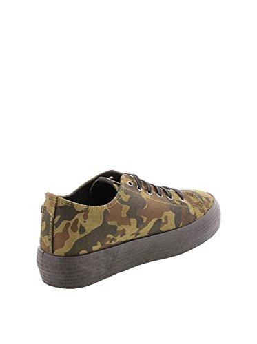 MTNG Sneaker Donna Verde Camuflaje