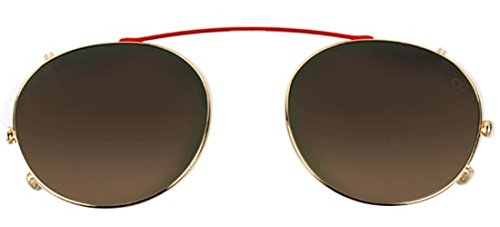 Etnia barcelona occhiali da vista jordaan gold red/brown unisex