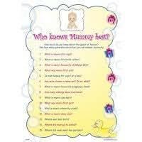 Who Know's Mummy Best Quiz