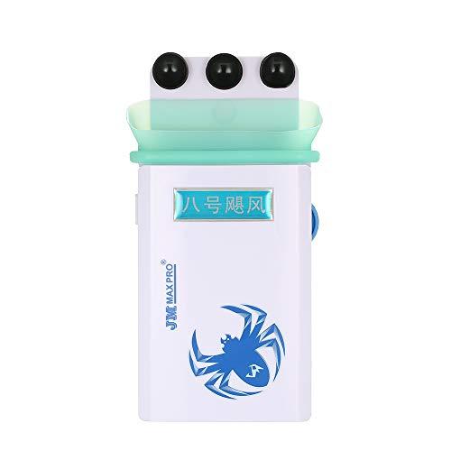 Docooler JM M10 USB Portable Ventilateur Refroidisseur D'ordinateur Portable Radiateur CPU Rapide Refroidissement Vitesse Réglable Aspirateur Extraction Externe Vitesse Vitesse