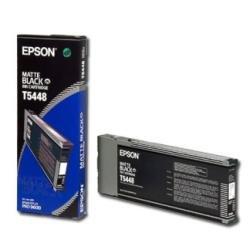Epson Cartouche d'encre d'origine Encre pigment noir mat (220 ml) Pour Stylus pro 4000/9600/4400/4800 T544800 C13T544800