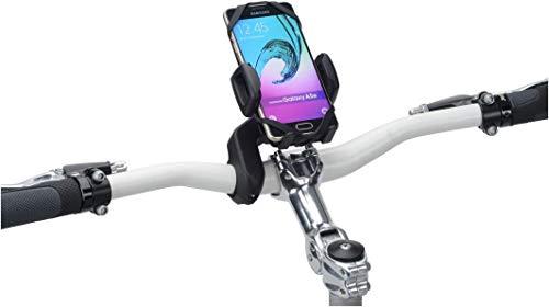 HR GRIP Universal Bike Mount 13 für die Lenkstange - alle HR-Halterungen kompatibel [5 Jahre Garantie 360 Grad drehbar | Spezial Sicherungsband] - 57011211