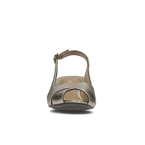 Clarks Brielle Kae Smart Womens sandali Gold Metallic
