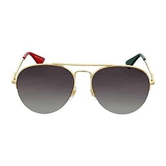 Gucci -  Occhiali da sole  - Uomo giallo gold