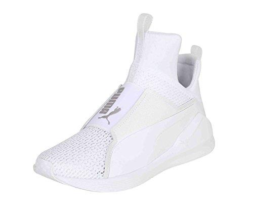 Puma Damen Fierce EP WNs Fitnessschuhe Weiß (Puma White-Puma White)