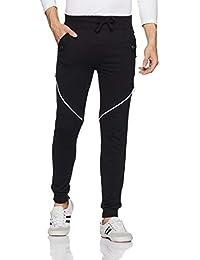 Campus Sutra Men's Cotton Track Pants