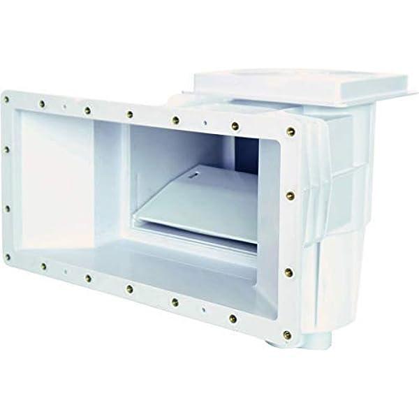 Set AstralPool Skimmer mit 15 Liter für PVC Folienbecken Poolskimmer