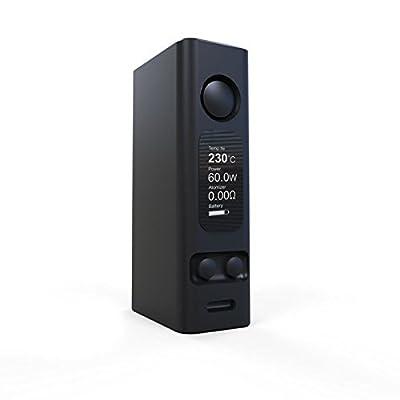 Joyetech eVic VTC Mini Mod (Schwarz) - 75 Watt - Temperaturregelung - Firmware Aufrüstbar - by ELQDECIGS.co.uk von Joyetech