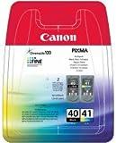 XL Multipack (Black/Color) Canon für Pixma MX300 MX310 MultiPass MP150 MP160 MP170 Pixma iP1200 iP1300 iP1600 iP1700 iP1800 iP1900 iP2200 iP2400 iP2500 iP2600 MP140 MP180 MP190 MP210 MP220 MP450 MP460 MP470 Originaldruckerpatronen