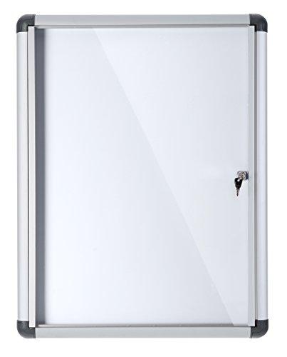 Bi-Office Enclore - Vitrina extra magnética, 490 x 664/4 - A4