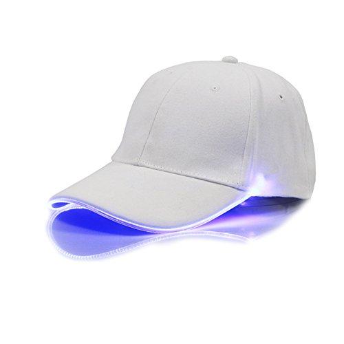 Preisvergleich Produktbild Zantec Helle Lichter LED Unisex Baseball Cap Taschenlampe Hut für Camping Laufen Jogging und Jagd Outdoor Aktivitäten