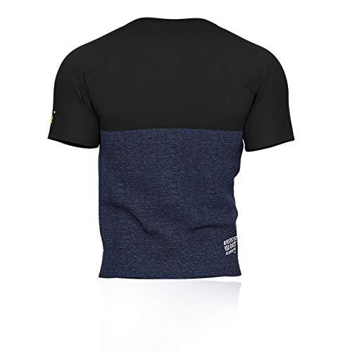 Zoom IMG-1 compressport training t shirt black