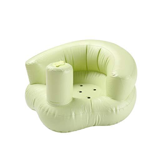 ALUK- small stool SièGe De BéBé, Fauteuil De Taille Multifonctionnel, Fauteuil De BéBé Gonflable Anti-Chute