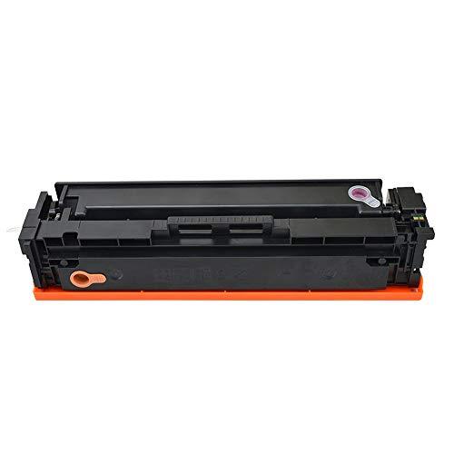 Geeignet für HP M154a Tintenpatrone, M154nw Farbe, m180N Laser-Heimdrucker, M181FW Tonerkartusche, kompatibel mit CF500A/CF510A Farbtonerkartusche,Red