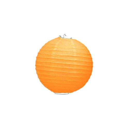 Skylantern Original 1477 Lanterne Boule Papier Orange 50 cm
