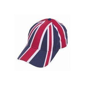 Union Jack Baseballkappe GB UJ Flagge [Misc.]