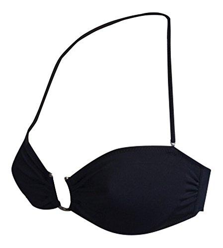Topshop Damen Bikini-Set Mehrfarbig Mehrfarbig onesize Black Horseshoe