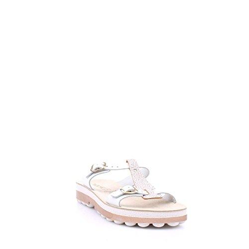 Melluso 03312 Sandalo Donna Rosa/Oro