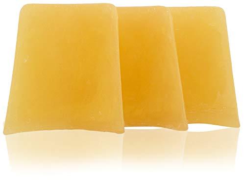 Kakaobutter-seife (100% natürliche handgemachte Seife mit Schneckenextrakt, Sheabutter, Kakaobutter, Goldpulver. Elixier der Jugend. Hände, Füße, Haare und Körper Antibakterielle und antimykotische Seife. 3x100 gr.)