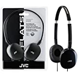 JVC Stereo Headphone (Black)