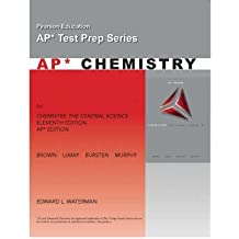 AP Exam Workbook for Chemistry: The Central Science (Pearson Education Ap Test Prep) (Paperback) - Common