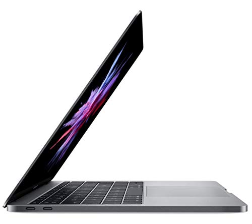 "Foto Apple MacBook Pro  Computer portatile 13"" (Intel Core i5, 8 GB RAM, 128 GB SSD, Intel Iris Plus Graphics 640, macOS Sierra) [Spagnolo], Grigio"