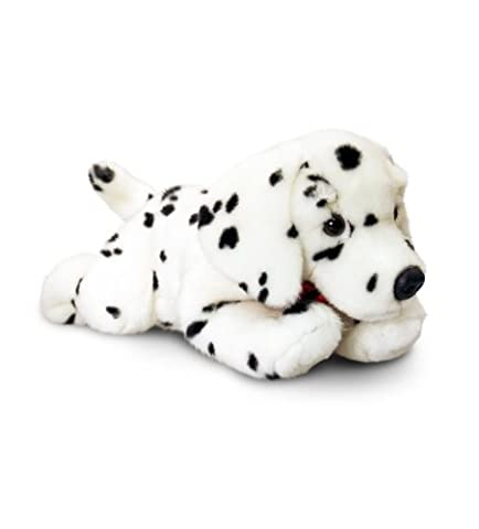 For Someone Very Special - Deluxe Doggy 30cm Dalmatian Soft Toy Dog - Low Cost Great value Present Gift Idea For My First Teddy Bear - Girl Girls Boy Boys Children Kids Child - Suitable For Age 3+