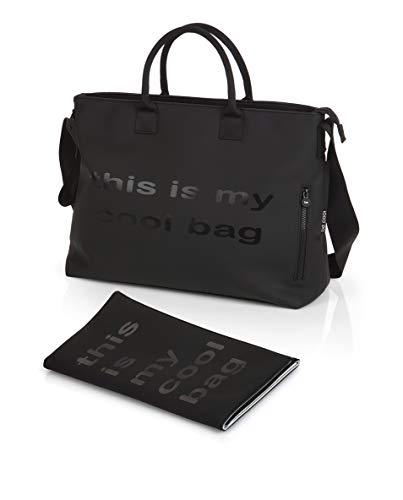 BE COOL Mamma Bag - Bolso cambiador anclaje universal