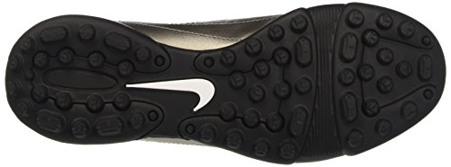 Nike Jr Magista Ola Tf, Scarpe da Calcio Unisex Bambini Multicolore (Mtlc Pewter/Black-White)