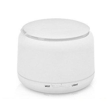 Elektrische Aroma Diffusor Ultraschall Luftbefeuchter Maschine Ätherische Öl Diffusor Sieben Farben 300ml , white