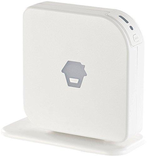 VisorTech Alarmanlage Handy: GSM-Alarmanlage Funk & Handynetz-Anbindung XMD-3200.Pro Weiß...