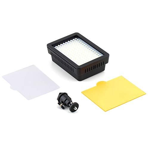 Preisvergleich Produktbild 160 LED Studio-Videoleuchte für Canon Nikon-Kamera DV Camcorder 10.5W 1280LM