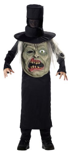 Zombie Mad Hatter Halloween Kostüm Karneval Fasching Verkleidung -