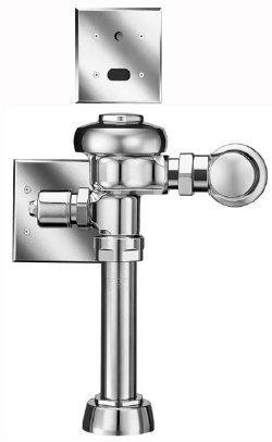 Sloan Flushometer (Sloan 111-ES-S Royal Optima Sensor Operated Flushometer by Sloan)