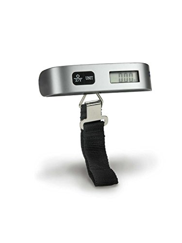 Bulfyss Luggage Travel Weighing Scales - Silver Handle - Upto...