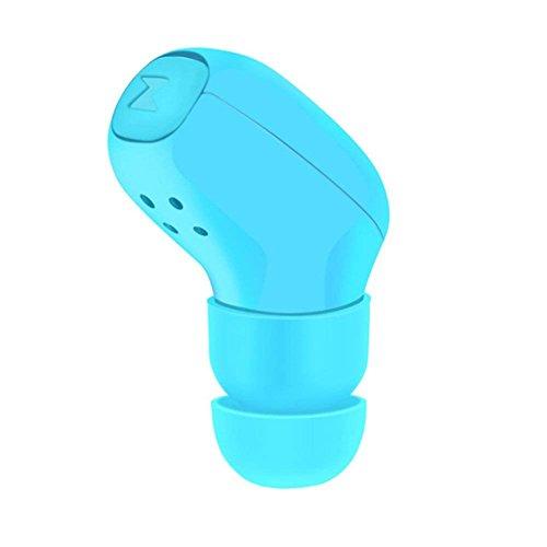 Dangshuo IP68 - Auriculares inalámbricos con Bluetooth 4.2 (estéreo