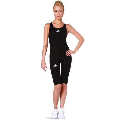 adidas HYDROFOIL 2 ST Damen Wettkampfanzug Swimmanzug Badeanzug FINA Suit (34)