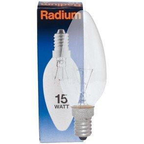 Kerzenlampe, E14/15W, klar von PK - Lampenhans.de